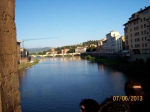 Arno River, Italy