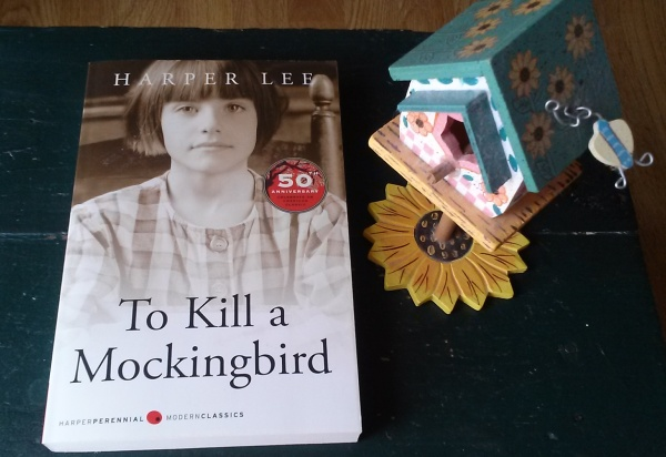 """Harper Lee's """"To Kill a Mockingbird"""" is one of favorite novels of all time."""