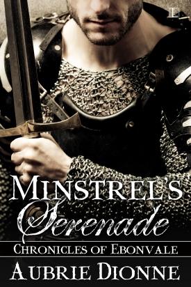 Aubrie Dionne-Minstrel's Serenade Cover