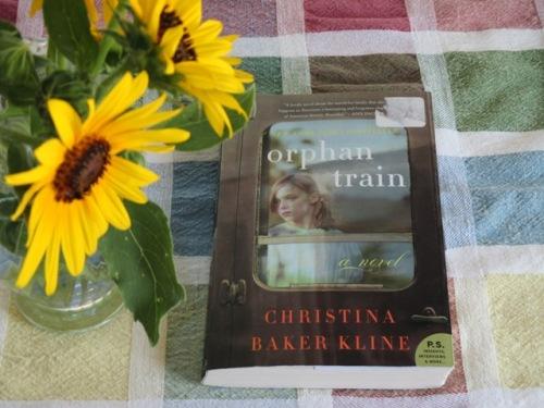 Orphan Train Cover-Cindy Fazzi Photo