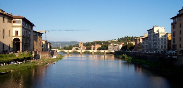 Arno River Pic-Cindy Fazzi