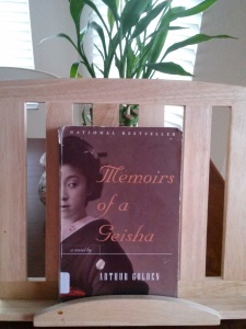 "Arthur Golden defied the ""write what you know"" dictum when he wrote about a geisha."