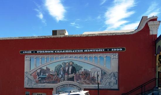 Historic Folsom Mural2
