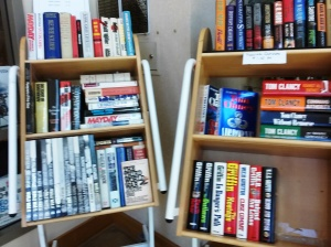 Folsom Library-Used Books
