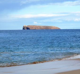 The poor adverb is like a remote island deemed useless by most editors. (Kamaole Beach, Maui, 2014; photo by Cindy Fazzi)
