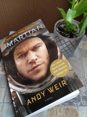 """Matt Damon plays the role of Mark Watney to perfection in the movie version of """"The Martian."""""""