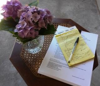 Hydrangeas&Manuscript1