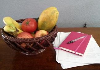 Manuscript&FruitBowl-CindyFazziPic
